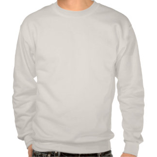 The Entire Cat Population Pull Over Sweatshirt