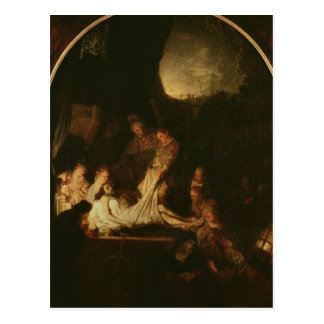 The Entombment, c.1639 Post Cards