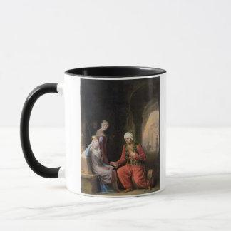 The Entreaty, 1822 (oil on canvas) Mug