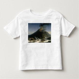 The Eruption of Etna Toddler T-shirt