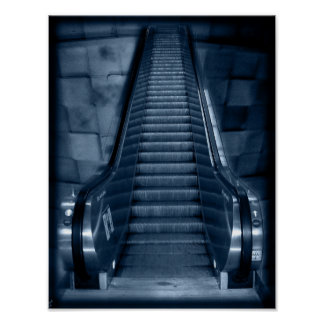 The Escalator Poster