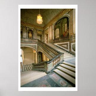 The Escalier de la Reine (Queen's Staircase) 1680 Poster