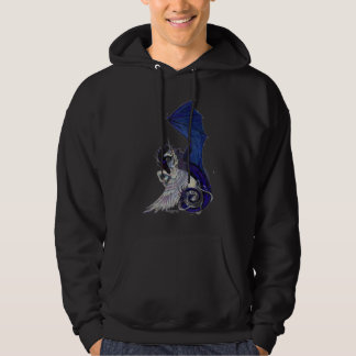 The Eternal Embrace Unicorn and Dragon Hoodie