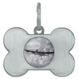 The Eternal Salute Pet Name Tag