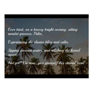 The Eternal Treat... Postcard