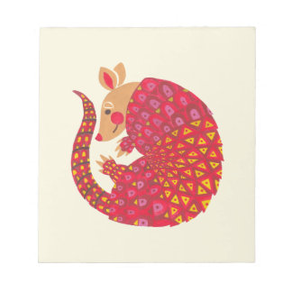 The Ethnic Armadillo Notepads