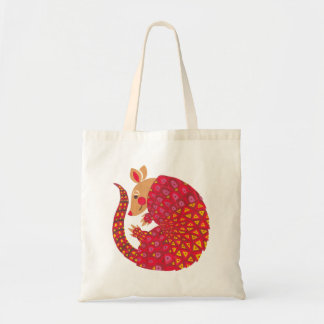 The Ethnic Armadillo Tote Bag