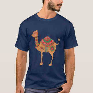 The Ethnic Camel T-Shirt