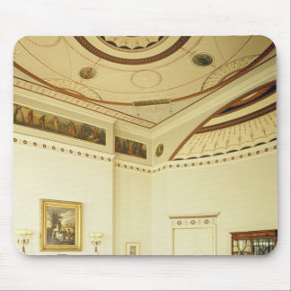 The Etruscan Room designed by Robert Adam Mouse Pad