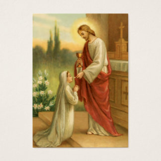 The Eucharist in All Things Prayer Cards