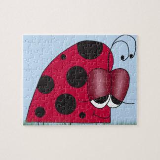 The Euphoric Ladybug Jigsaw Puzzle