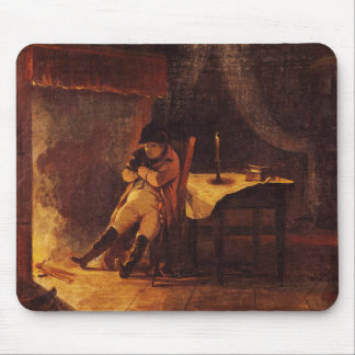 The Evening of the Battle of Champaubert, 1814 Mouse Pad