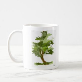 The Evergreen Coffee Mug