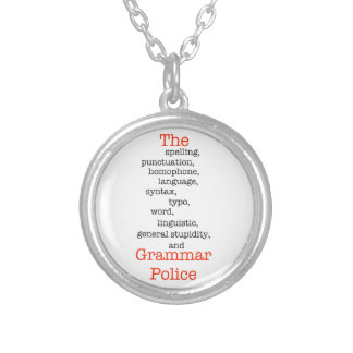 The Everything Police Custom Jewelry