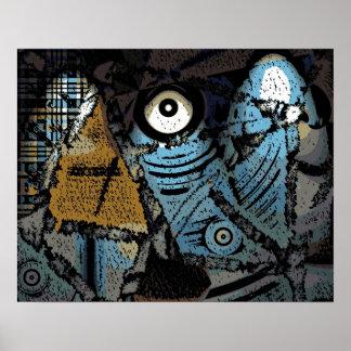 The Evil Eye Poster