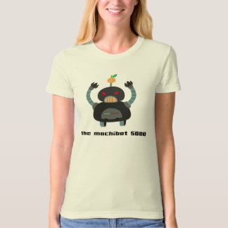 the Evil mochibot 5000 T-Shirt