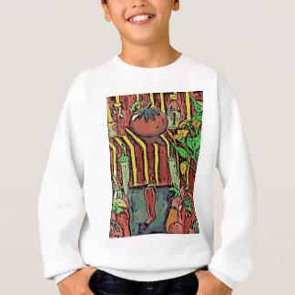 The Evil One Is Judged Sweatshirt