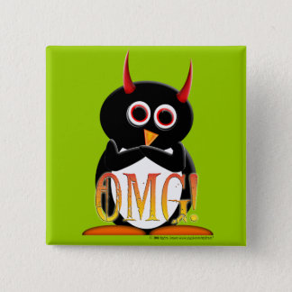 The Evil Penguin Project TM Button