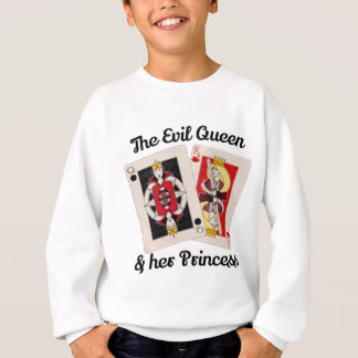 The Evil Queen and Her Princess Tshirt