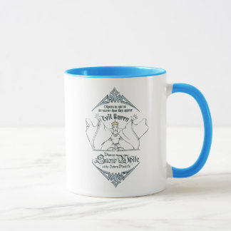 The Evil Queen | Objects in Mirror Mug