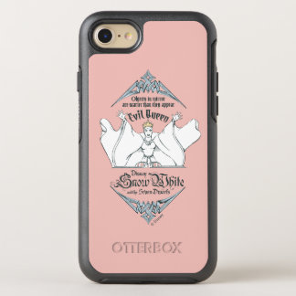 The Evil Queen | Objects in Mirror OtterBox Symmetry iPhone 8/7 Case