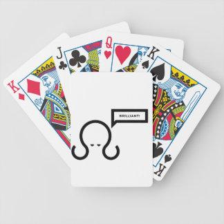 The Evil Squid Poker Deck
