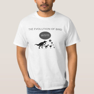 The evolution of bird T-Shirt
