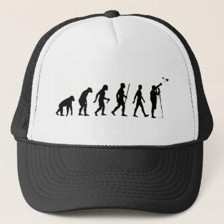 The evolution of birding trucker hat