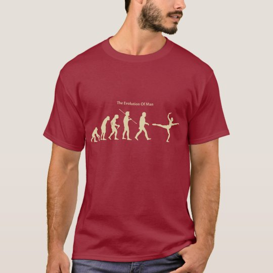 The Evolution of Man (Dance) T-Shirt