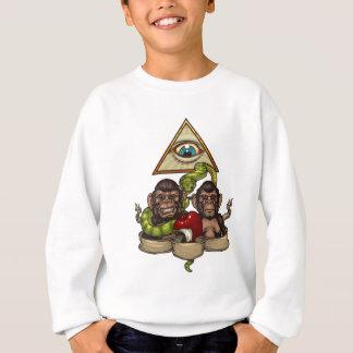 The evolution sweatshirt