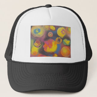 The Evolving Micro-Universe Trucker Hat