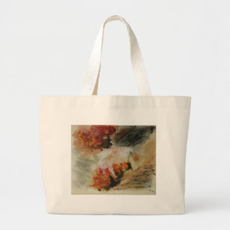 """The Exceptional Work of Prison Artist,  """"REO"""" Large Tote Bag"""