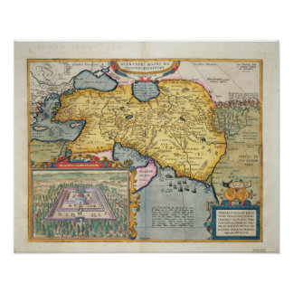 The Expedition of Alexander the Great Poster