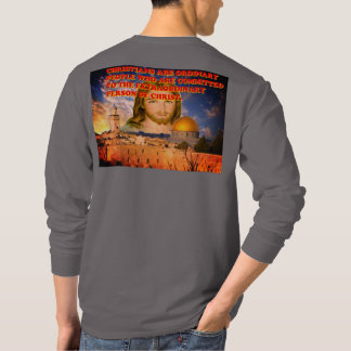 The Extraordinary Person Of Christ. T-Shirt