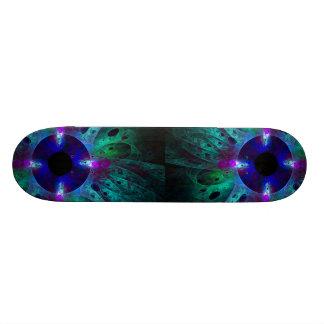 The Eye Abstract Art Skateboard