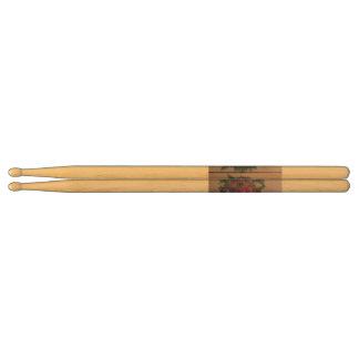 The eye drum sticks