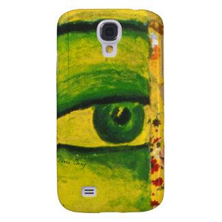 The Eye - Gold & Emerald Awareness 3G/3GS