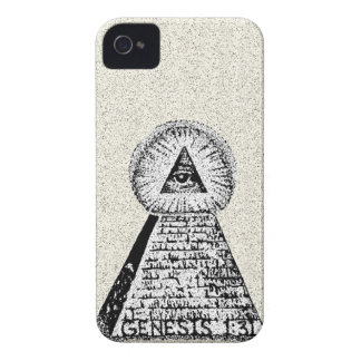 The Eye of God Genesis 1:31 phone case