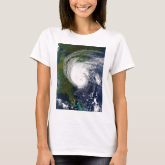The Eye of Hurricane Isabel September 18 2003 T-Shirt
