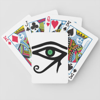 The Eye of Ra Bicycle Playing Cards