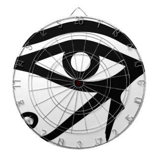 The Eye of Ra Dartboard