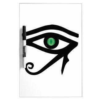The Eye of Ra Dry Erase Board
