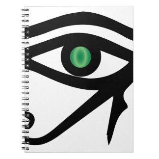 The Eye of Ra Note Books