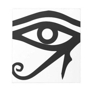 The Eye of Ra Notepad