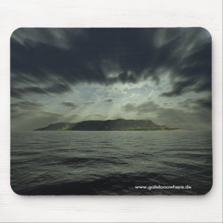 The Eye of the Storm - Mousepad