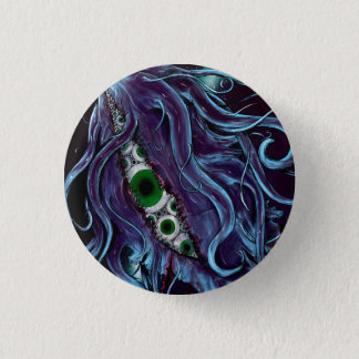 The Eyes 1 Inch Round Button