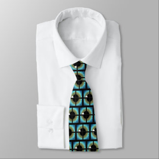 The Eyes Are The Windows To The Soul Custom Tie