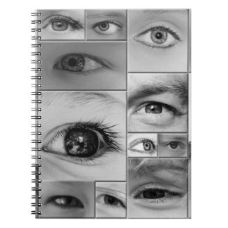 The Eyes Have It Notebook