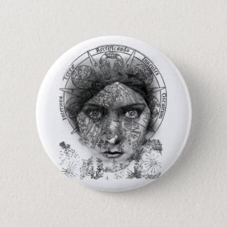 The Eyes of Alchemy 2 Inch Round Button