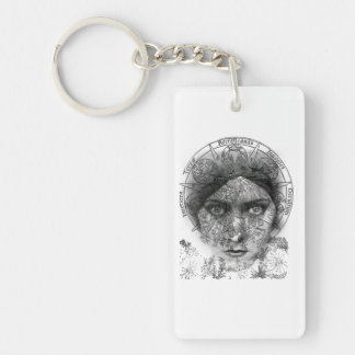 The Eyes of Alchemy Keychain